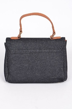 Anzell Denim Dnd Clutch - Product List Image