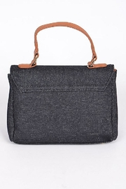 Anzell Denim Dnd Clutch - Product Mini Image