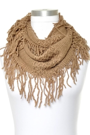 Anzell Knit Infinity Scarf - Front cropped