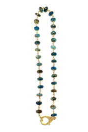 The Woods Fine Jewelry  Apatite Necklace - Product Mini Image
