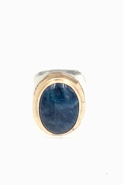 LJ Jewelry Designs Apatite Ring - Front cropped
