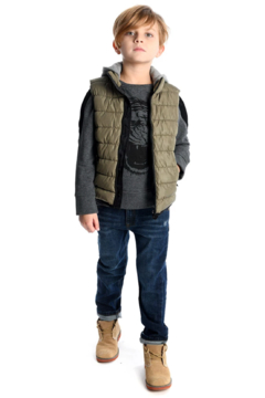 Appaman Apex Puffer Vest - Alternate List Image