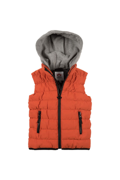 Appaman Apex Puffer Vest Harvest - Product List Image