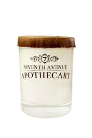 Apothecary 7th ave Magnolia + Oakmoss - Front cropped