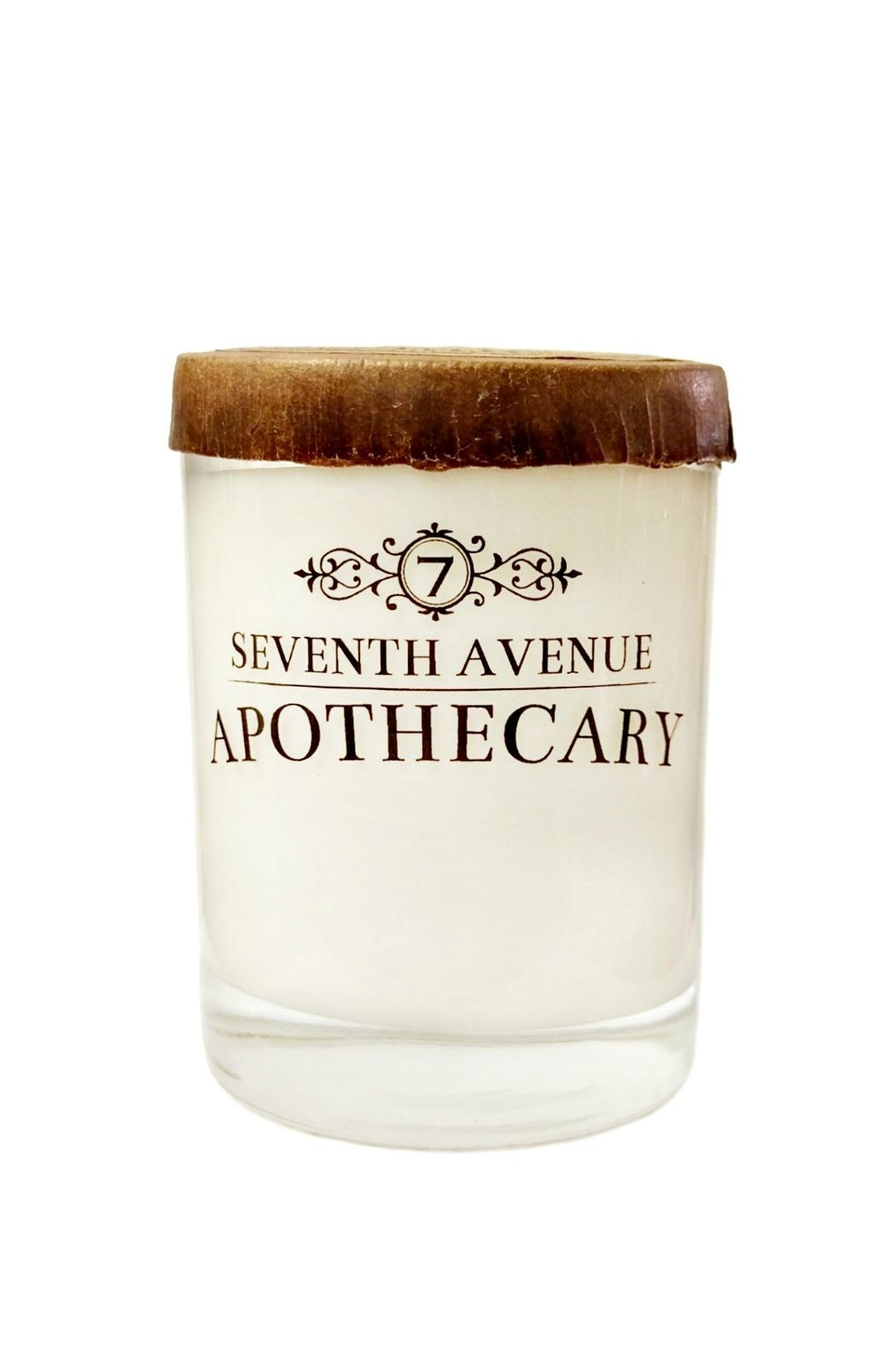Apothecary 7th ave Sea Salt Sandalwood - Front Cropped Image