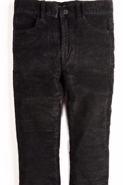Appaman Black Skinny Pants - Front cropped
