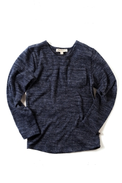 Shoptiques Product: Blue Lightweight Sweater
