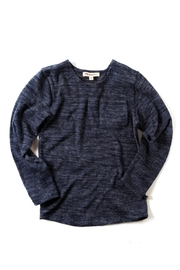 Appaman Blue Lightweight Sweater - Front cropped