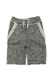 Appaman Grey Soft Jersey Shorts - Front cropped