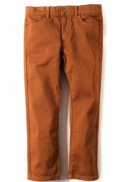 Shoptiques Product: Brown Skinny Pants