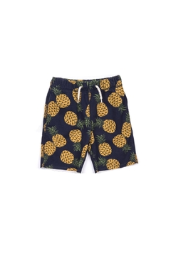 Appaman Pineapple Shorts - Alternate List Image