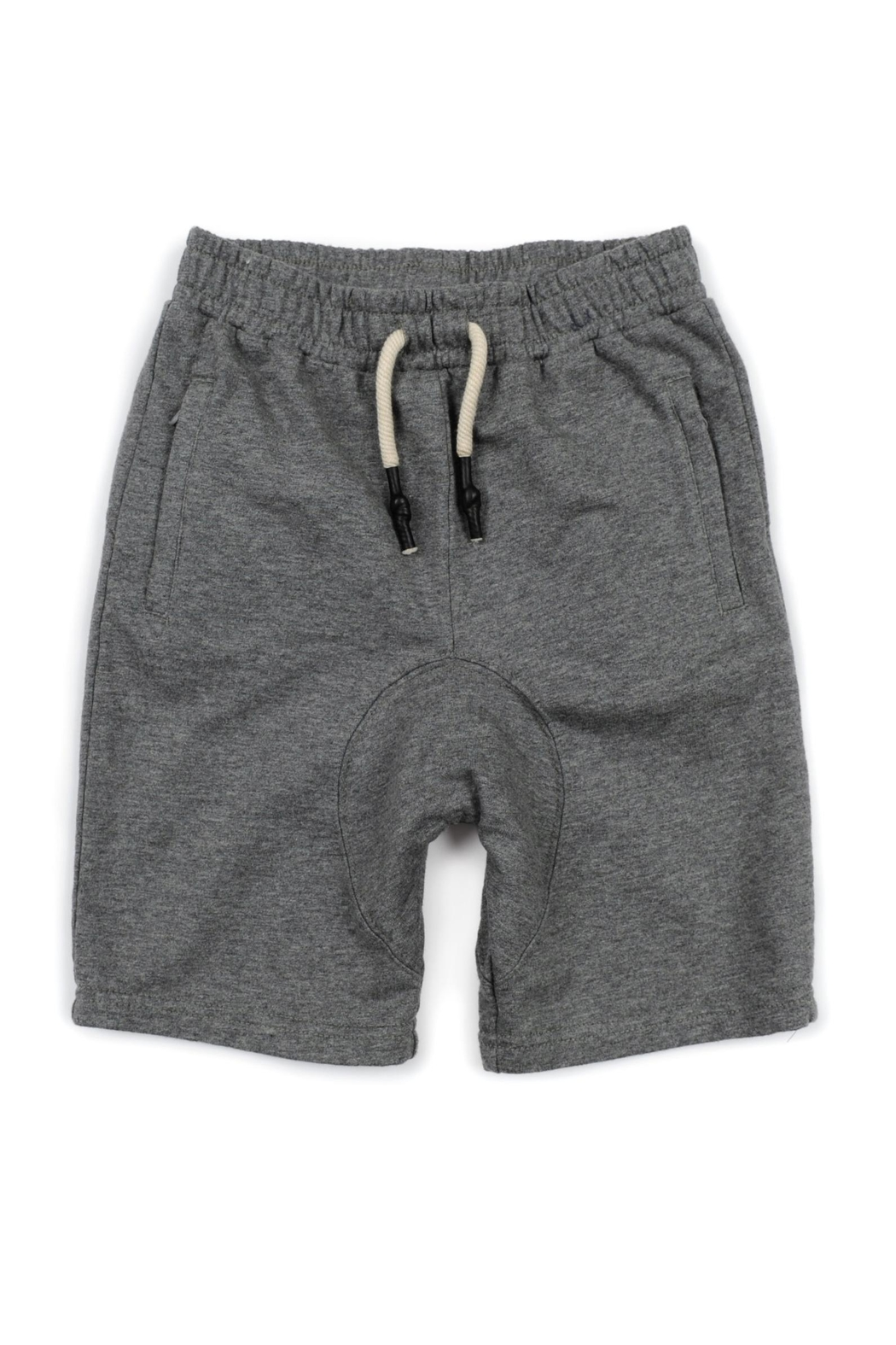 Appaman Grey Reef Shorts - Front Cropped Image