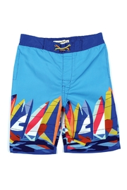 Appaman Boat Swim Trunks - Front cropped