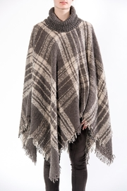 Apparel Love Fall Poncho - Front cropped