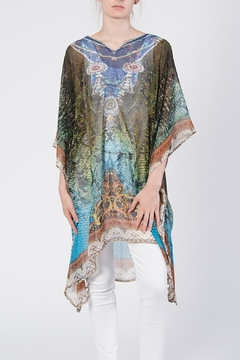 Shoptiques Product:  Scarf Poncho Top