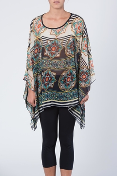 Apparel Love Multicolored Print Tunic Top - Product List Image