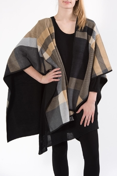 Apparel Love Reversible Shawl - Product List Image