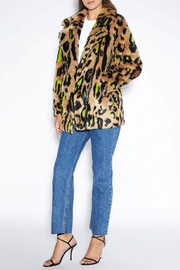 Apparis Chloe Faux-Fur Coat - Product Mini Image