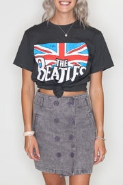 Apple Beatles Distressed Tee - Product Mini Image