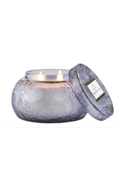 Voluspa Apple Blue Clover Chawan Bowl Candle - Product List Image