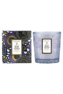 Voluspa Apple Blue Clover Classic Candle - Product List Image