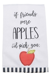 Glory Haus Apple Hand Towel - Product Mini Image