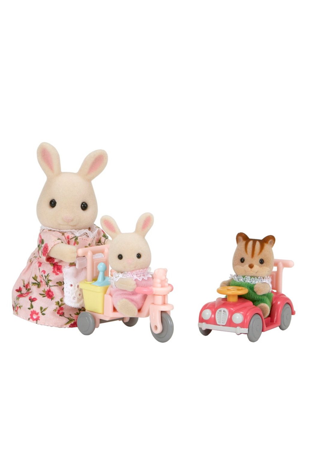 Calico Critters Apple & Jake's Ride n' Play - Main Image