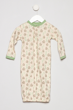 Apple Park Bunny Print Gown - Product List Image