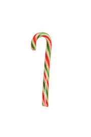 Hammond's Candies Apple Pie Candy Cane - Front cropped
