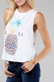Apple B Aloha Tank Top - Front cropped