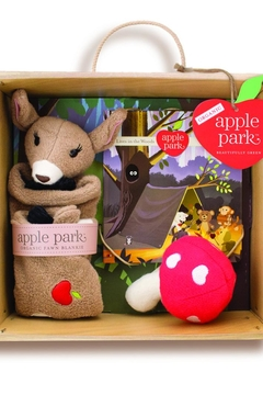 Apple Park Fawn Gift Crate - Alternate List Image