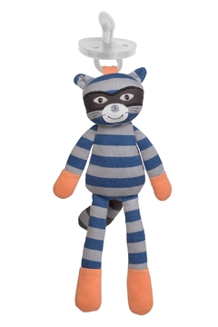Shoptiques Product: Raccoon Pacifier Buddy