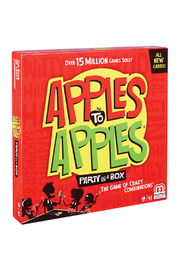 Mattel Apples To Apples - Product Mini Image