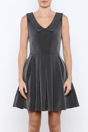 Apricity Charcoal Sunday Dress - Side cropped