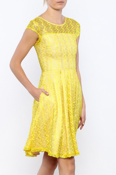 Shoptiques Product: Gossamer Lemonade Dress