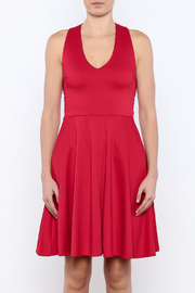 Apricity Red Solstice Dress - Side cropped