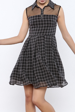 Shoptiques Product: Willow Check Dress