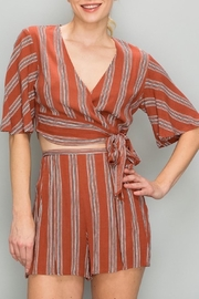 Apricot Lane Allie's Day 2-Piece-Set - Front cropped