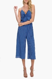 Apricot Lane Blue Granite Jumpsuit - Product Mini Image