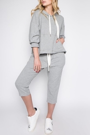 Apricot Lane Campfire Cutie Hoodie - Front cropped