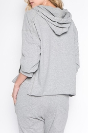 Apricot Lane Campfire Cutie Hoodie - Side cropped