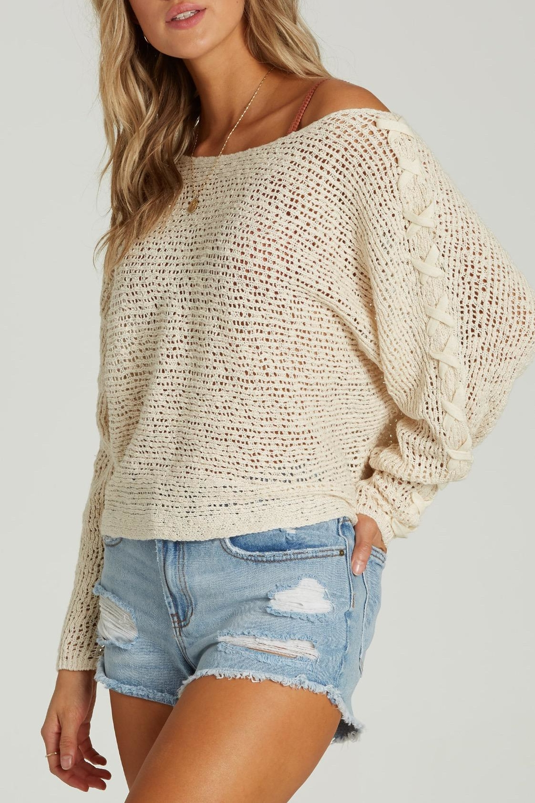 Apricot Lane Chill Out Sweater - Front Full Image