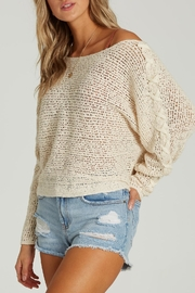 Apricot Lane Chill Out Sweater - Front full body