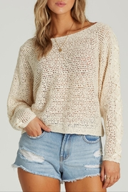 Apricot Lane Chill Out Sweater - Front cropped