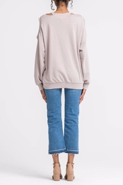Apricot Lane Cold Front Sweater - Side cropped