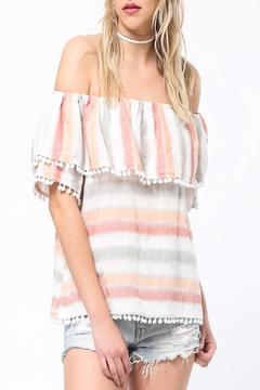 Shoptiques Product: Cross Country Top