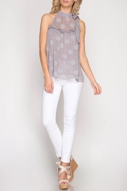 Apricot Lane Daydream Believer Top - Product Mini Image