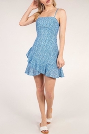 Apricot Lane Ditsy Floral Dress - Front cropped