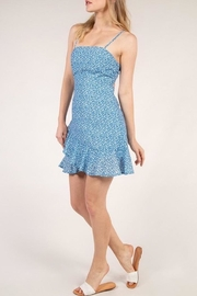 Apricot Lane Ditsy Floral Dress - Front full body