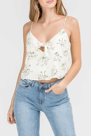 Apricot Lane Ditsy Floral Top - Product Mini Image